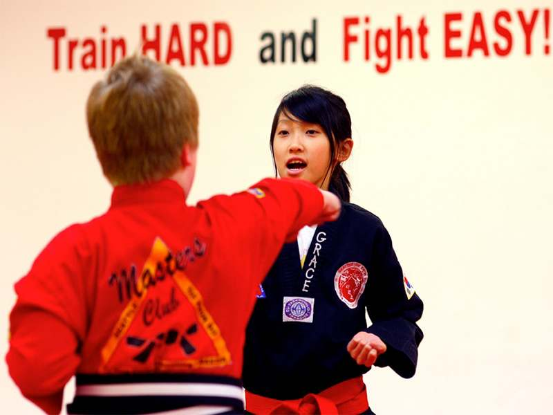 prechool martial arts training in Mountlake Terrace