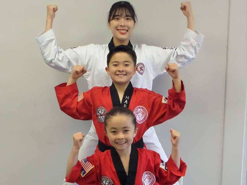 02 6, Seattle Tae Kwon Do