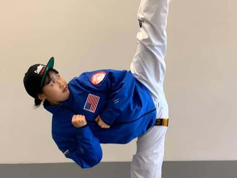 adult martial arts training in Mountlake Terrace